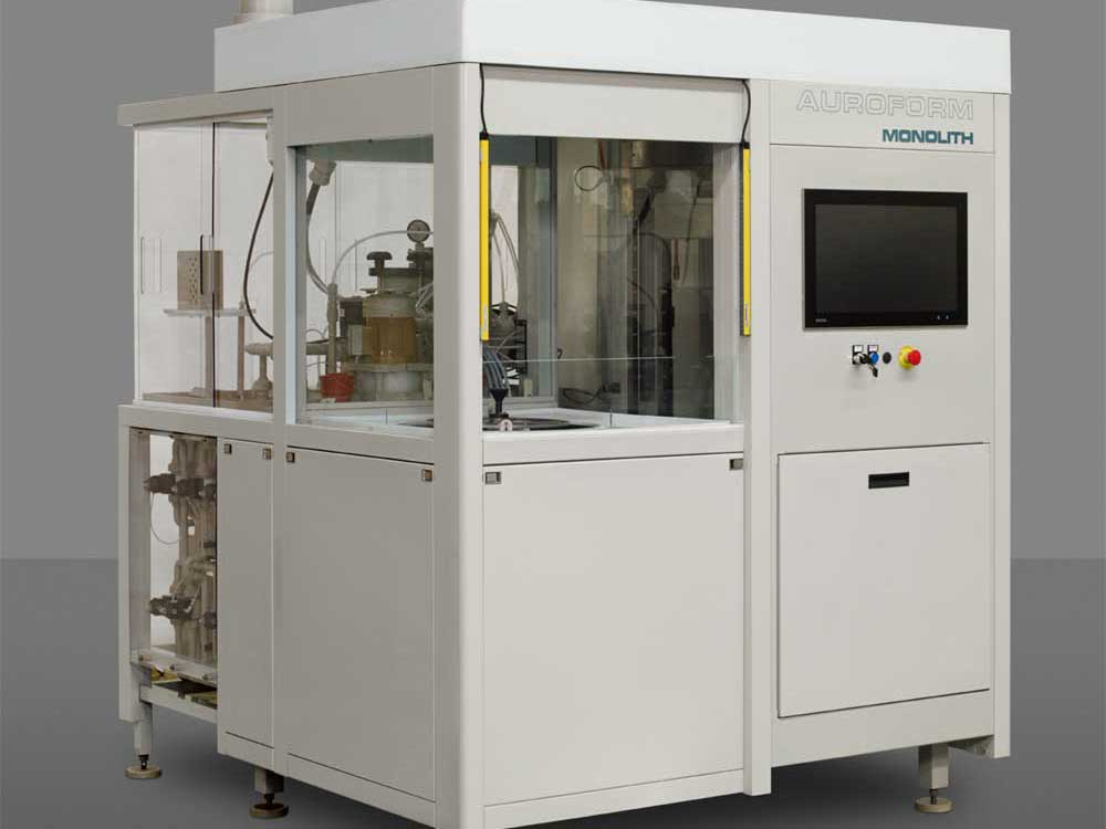 Equipment and chemicals for gold electroforming