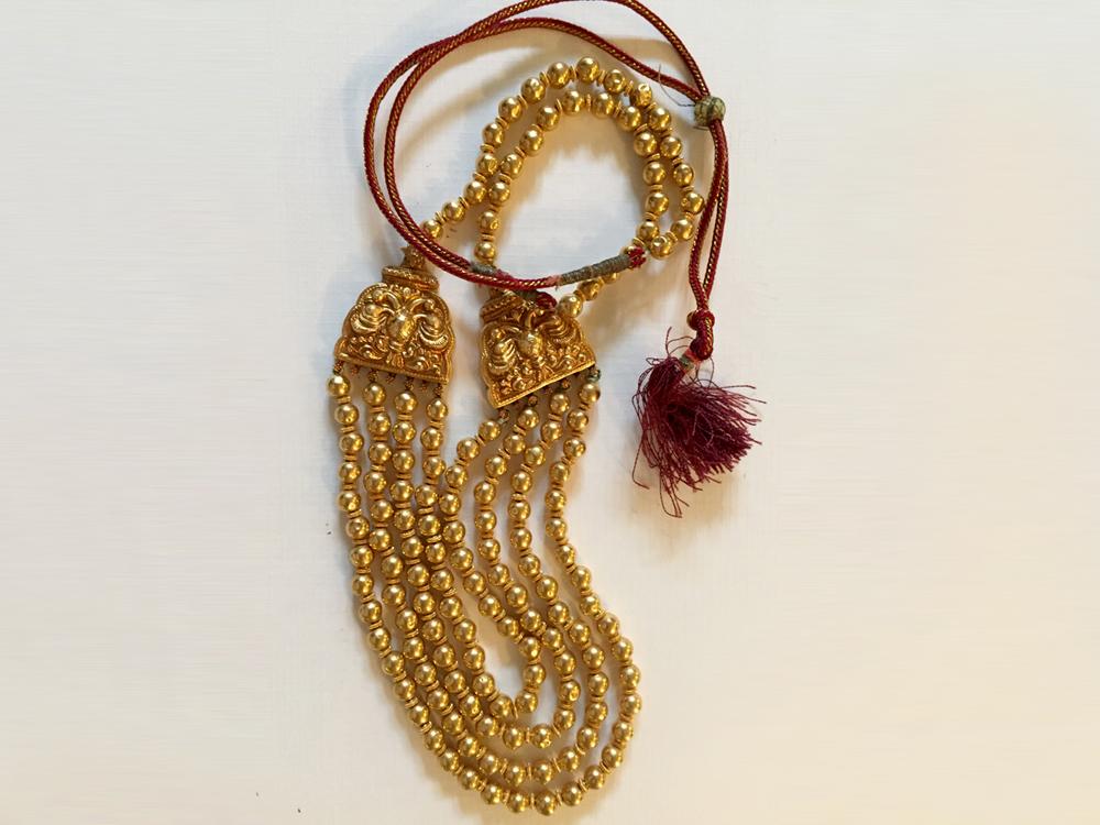 24 carat hard gold electroforming