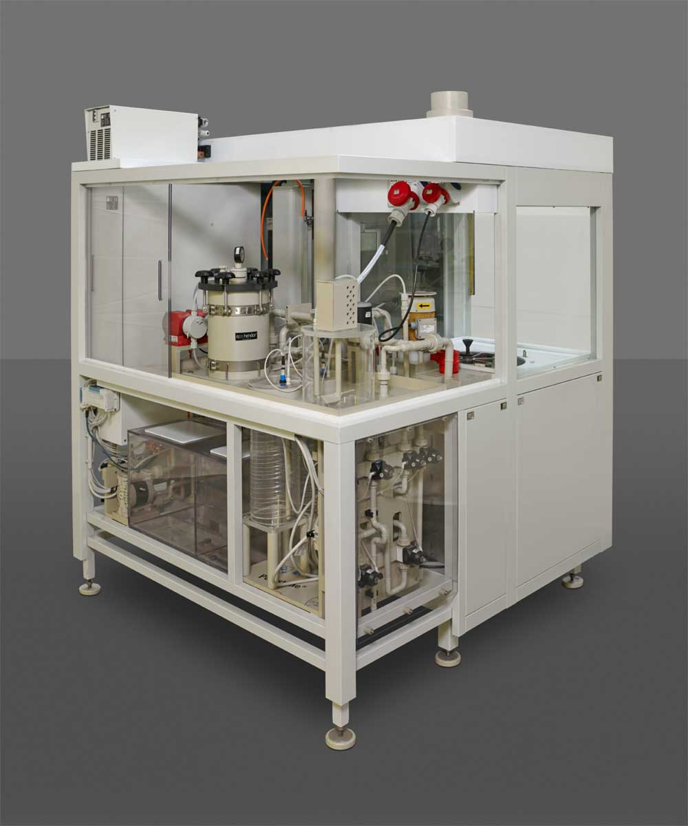 Manual & automatic electroforming machines