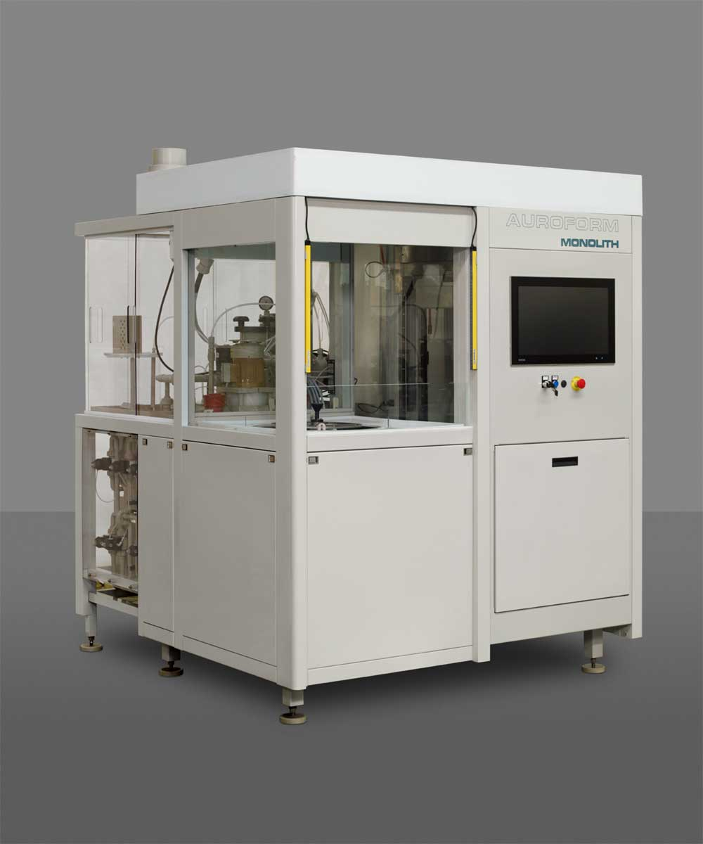 Electroforming expertise & competence